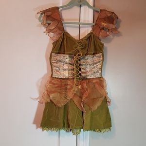 Living Fiction Woodland Fairy Costume